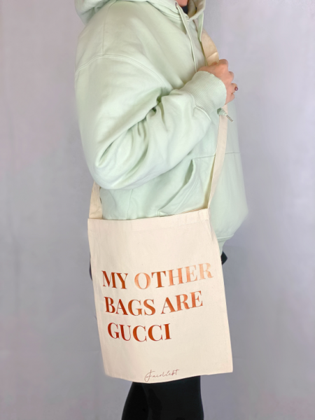 Tasche Crossover, My other bags are Gucci