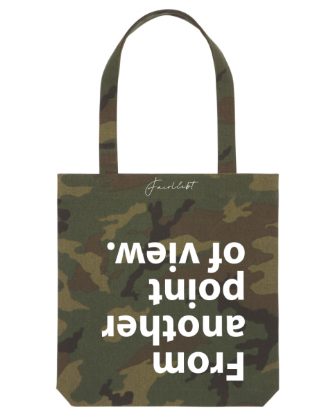 Tasche camouflage, Another point of view